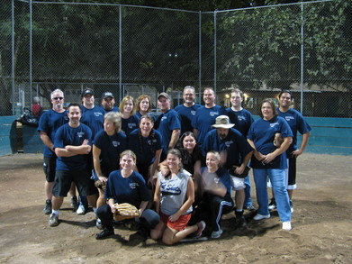 Hmh Softball Team T-Shirt Photo