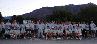 Ammo Chief Warrior Run Ii Ogden, Utah T-Shirt Photo