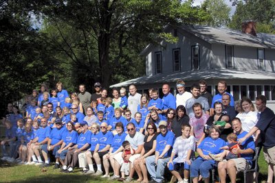 Holman Family Reunion 2010 T-Shirt Photo
