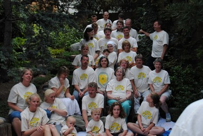 Four Generations And Still Growing T-Shirt Photo