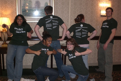 Community Service, Done In Style! T-Shirt Photo