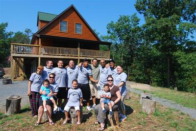 2010 Family Reunion T-Shirt Photo