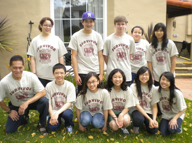 End Of Yeae Class Picnic T-Shirt Photo