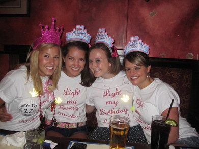 Light My Birthday Candles! T-Shirt Photo