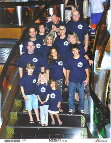 Fleshelpalooza At Sea T-Shirt Photo