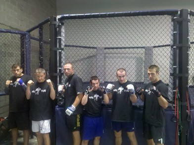 Btc Muay Thai Fighters T-Shirt Photo