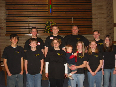 Bible Bowl 2007 T-Shirt Photo