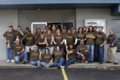The Buff Employees At Paul C. Buff, Inc. T-Shirt Photo