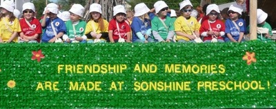 Friendship And Memories Are Made At Sonshine Preschool T-Shirt Photo