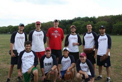 Summer Softball T-Shirt Photo