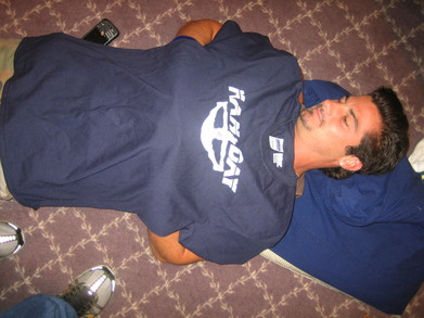 The End To A Great Man Day. T-Shirt Photo