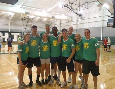 Intramural Green Monkeys T-Shirt Photo