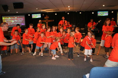 Kidz Quest Worship Night T-Shirt Photo