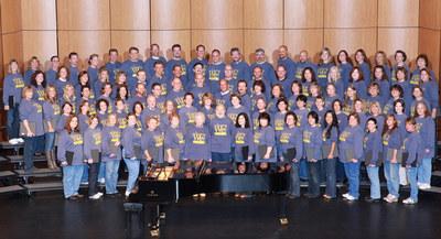 """Wilson University"" Alumni Choir, Oxford, Mi T-Shirt Photo"