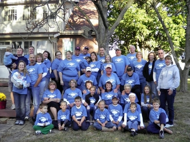 Kohler Family Reunion T-Shirt Photo