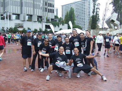 Hotel Griffon Health And Fitness Team T-Shirt Photo