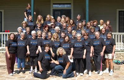 Wellness Retreat In Round Top, Texas! T-Shirt Photo