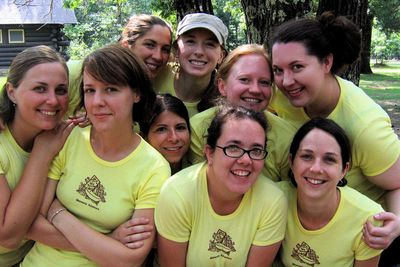 Camp Bananas 2010 T-Shirt Photo