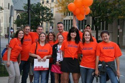 Kalamazoo Dominates The Chicago Marathon! T-Shirt Photo
