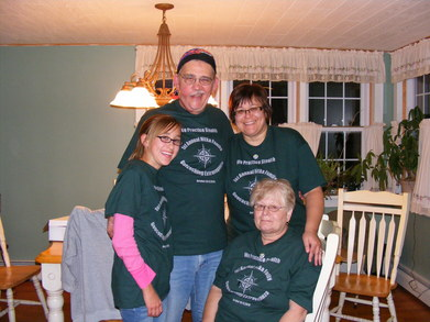 Geocaching Generations T-Shirt Photo