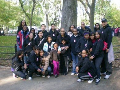 Making Strides For Breast Cancer, Central Park October 17, 2 T-Shirt Photo