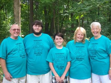Family Reunion T-Shirt Photo