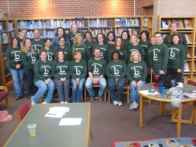 Brentwood's Literati T-Shirt Photo