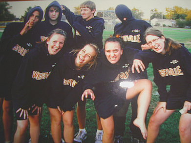 Westville High School Xc Team! ;] T-Shirt Photo