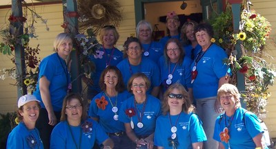 Flkc Knitting Retreat, Buena Vista, Co T-Shirt Photo