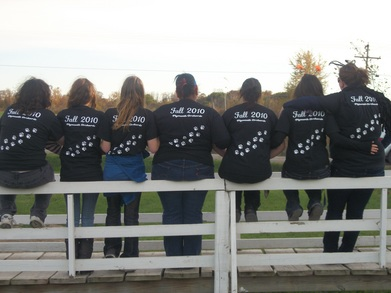 Orchard 2010 Sisterhood!  T-Shirt Photo