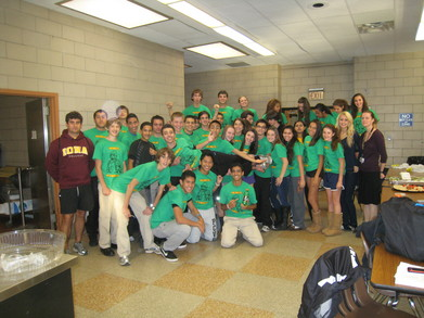 Pasta Dinner Before Counties! T-Shirt Photo