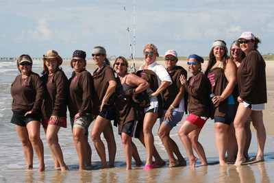 Matagorda Invitational Ladies Fishing Tourny T-Shirt Photo