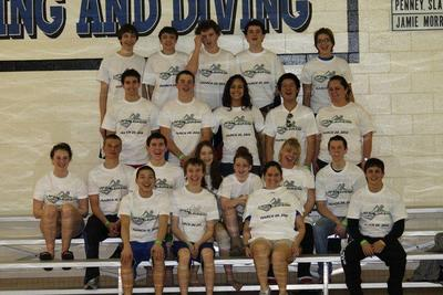 Laps For Leukemia 2010 T-Shirt Photo