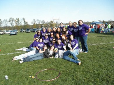 Ship Rugby Takes Over Homecoming! T-Shirt Photo