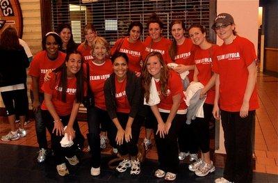 Team Loyola! T-Shirt Photo