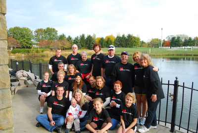 Team Malachi For The Heart Walk 2010 T-Shirt Photo