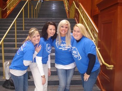Cnu   Phi Mu Alumnae T-Shirt Photo