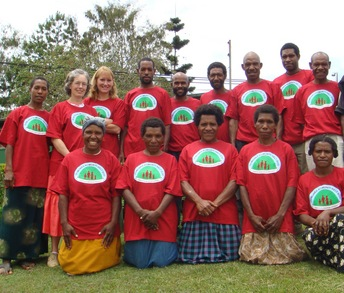 Png Health Team T-Shirt Photo