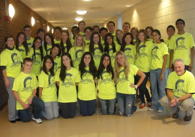 Wissahickon Student Council 2010 2011 T-Shirt Photo
