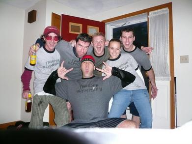 The Olympiad Crew T-Shirt Photo