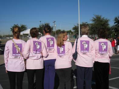 Team Kelley Jdrf Walk Houston T-Shirt Photo
