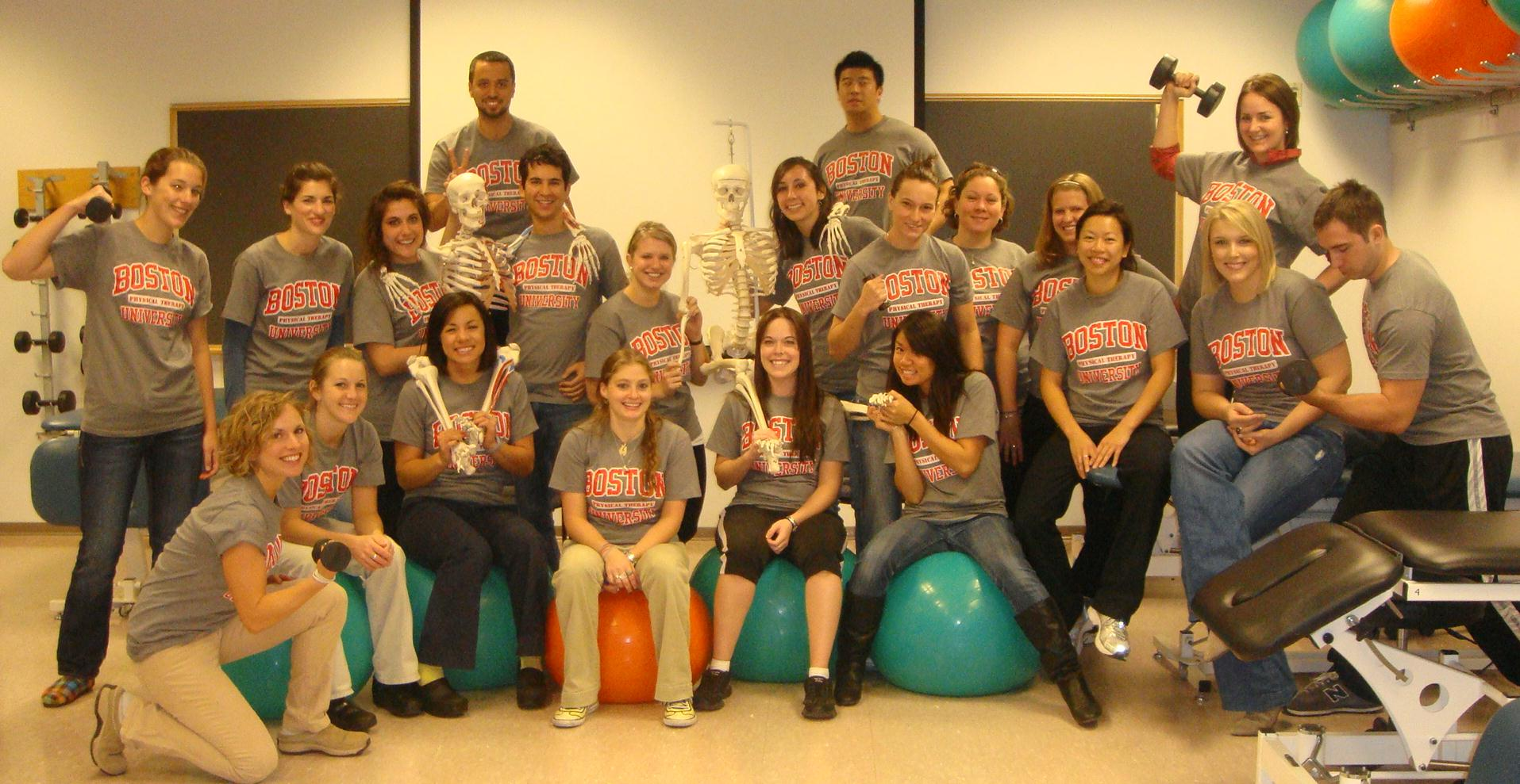 Boston physical therapy university - Your Future Doctors Of Physical Therapy T Shirt Photo