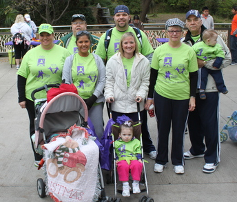 Memory Walk  2010  T-Shirt Photo