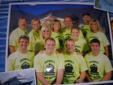 Griswold Family Vacation T-Shirt Photo
