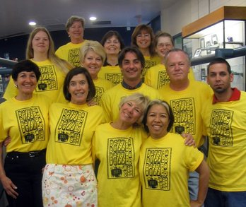Opening Night Brings Smiles. T-Shirt Photo