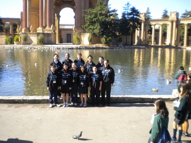 8th Graders & Golden Gate Park T-Shirt Photo