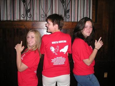 Poultry Angels T-Shirt Photo