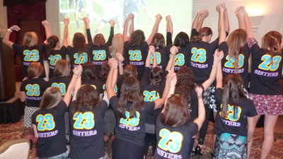 Sisterhood Soccer 2010 T-Shirt Photo