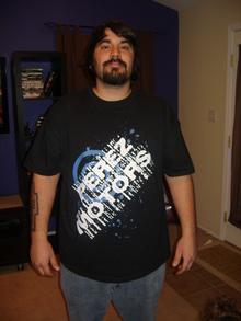 Happy Husband! T-Shirt Photo