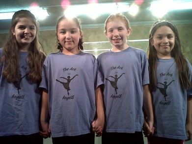 The Ark Angels T-Shirt Photo